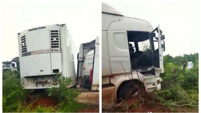 ترحيل جثماني السائقين المغربيين اللذين قتلا في مالي