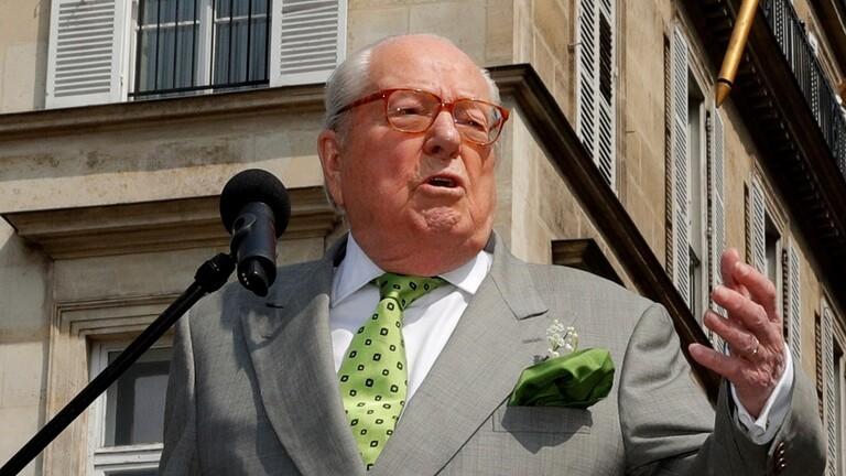 فرنسا.. مثول جان ماري لوبان أمام المحكمة بعد تصريحات عن مطرب يهودي