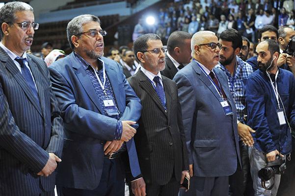أعضاء الأمانة العامة لحزب العدالة والتنمية يقدمون استقالتهم الجماعية ويدعون إلى التعجيل بعقد مؤتمر وطني استثنائي للحزب