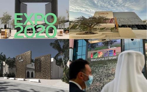 """الجزائر تُسجِّل أكبر حضور إلى جانب إسرائيل في """"إكسبو دبي 2020 """" بدولة الإمارات المُطبِّعة مع إسرائيل"""