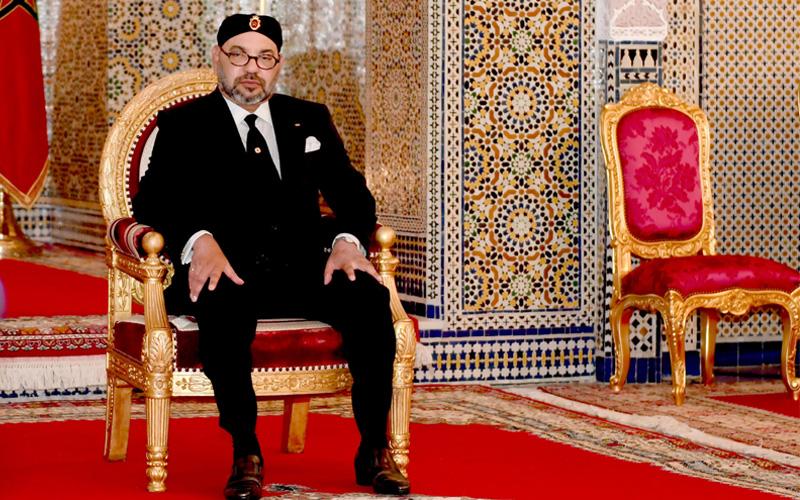 الملك  يعين أعضاء الحكومة الجديدة
