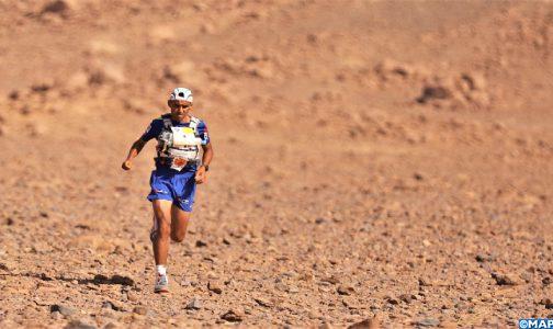 ماراطون الرمال.. المغربي رشيد المرابطي يتوج بالمرحلة الأولى