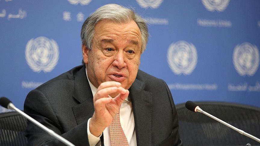 """الأمين العام للأمم المتحدة يستنكر العوائق التي تضعها """"البوليساريو"""" أمام تفعيل ولاية (المينورسو)"""