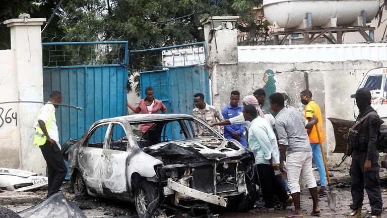 الصومال.. قتلى بتفجير لغم داخل مركز شرطة وسط البلاد