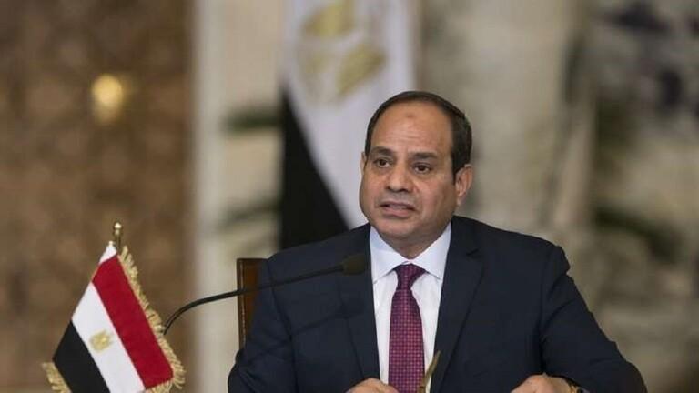 الرئيس المصري يعلن إلغاء حالة الطوارئ