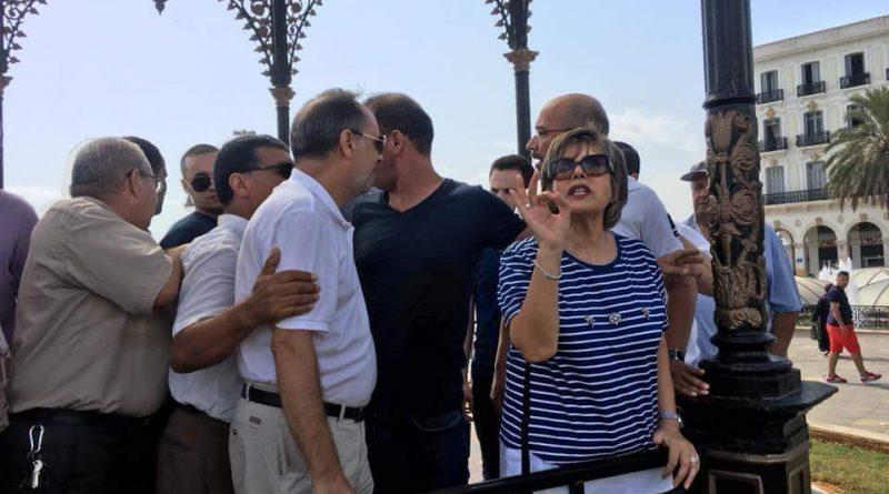 الجزائر: منظمات حقوقية تدين توقيف المعارضة زبيدة عسول…