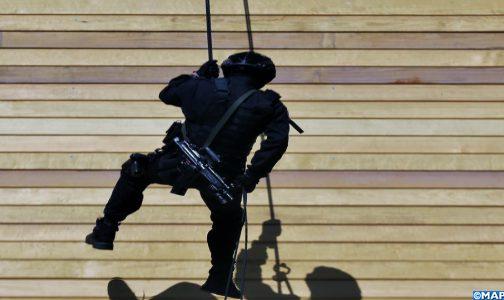عسكريون أمريكيون ومغاربة يتدربون على الإنزال السريع
