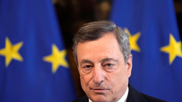 رئيس الوزراء الإيطالي: نهاية الجائحة اقتربت أخيرا