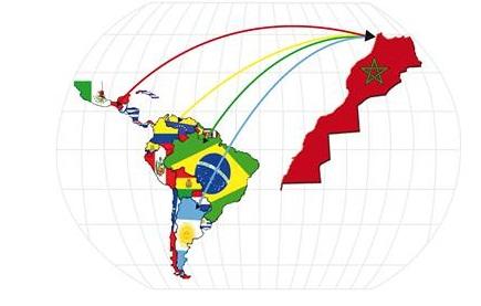 تأسيس شبكة المنظمات اللاتينية الإفريقية غير الحكومية (Gondwana)